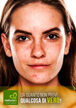 NaturaSi advertising